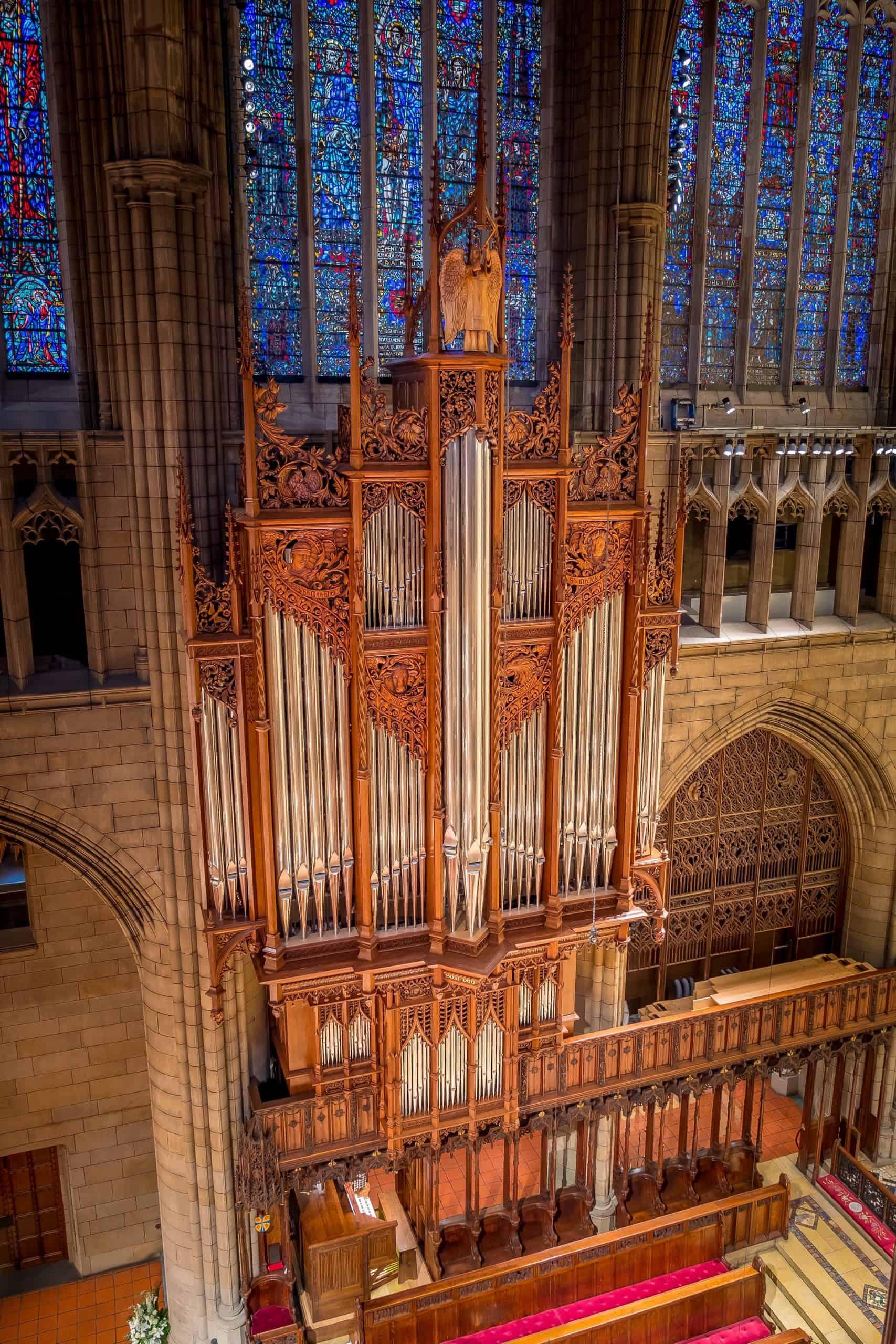 Dobson Pipe Organ Builders Ltd